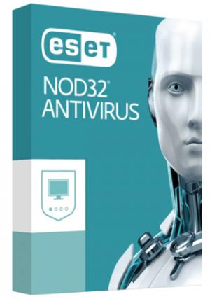 ESET NOD32 Antivirus - 1 PC/1 Year