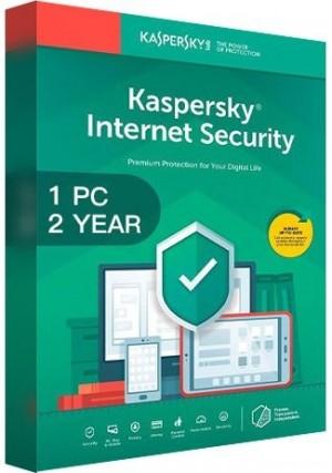 Kaspersky Internet Security Multi Device 2020 / 1 Device (2 Years)