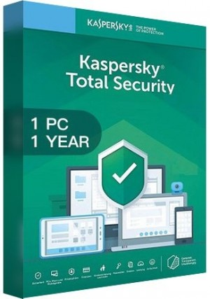 Kaspersky Total Security Multi Device 2020 /1 Device (1 Year )