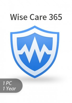 Wise Care 365 - 1 PC 1 Year