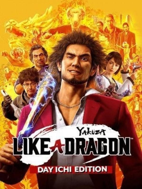 Yakuza: Like a Dragon | Day Ichi Edition (PC) - Steam Key - EUROPE